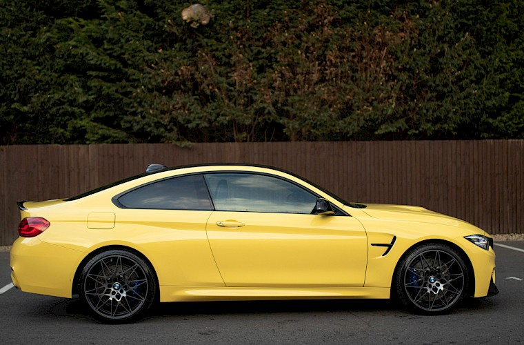 2017/67 BMW M4 Competition Package 12