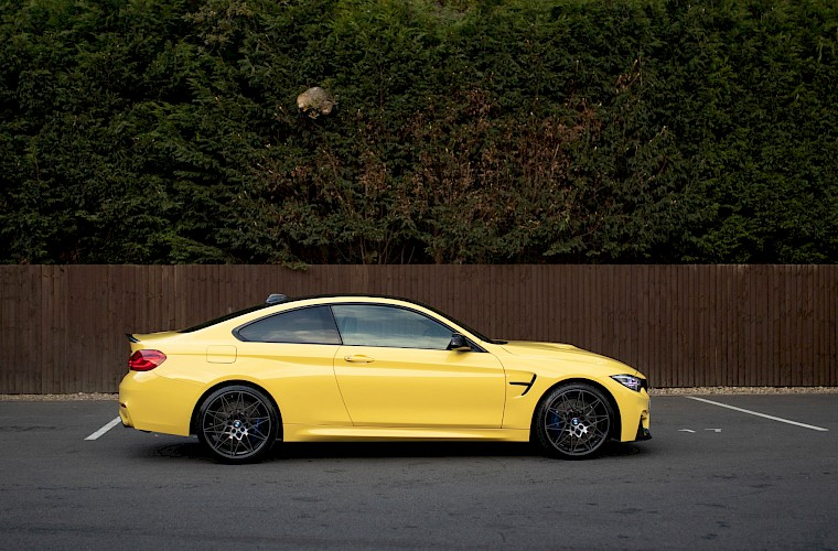 2017/67 BMW M4 Competition Package 11