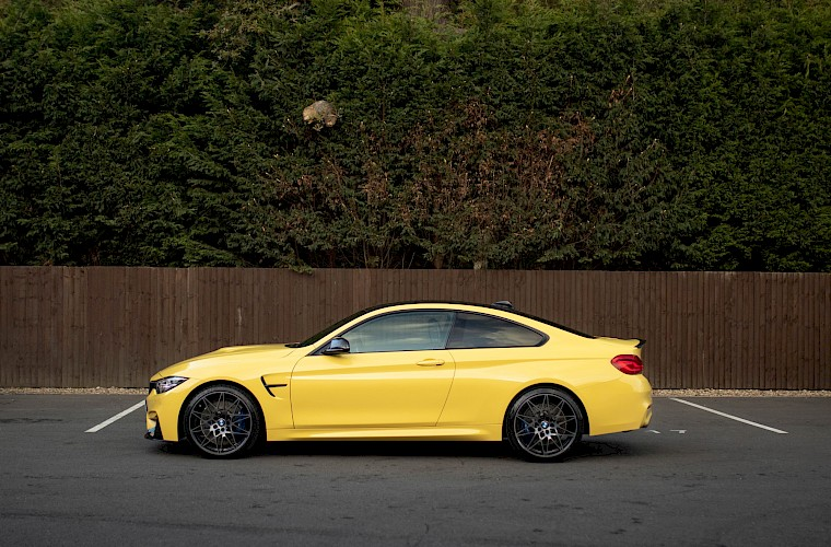 2017/67 BMW M4 Competition Package 14