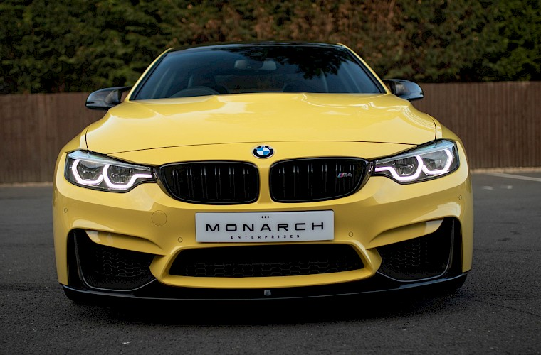 2017/67 BMW M4 Competition Package 19