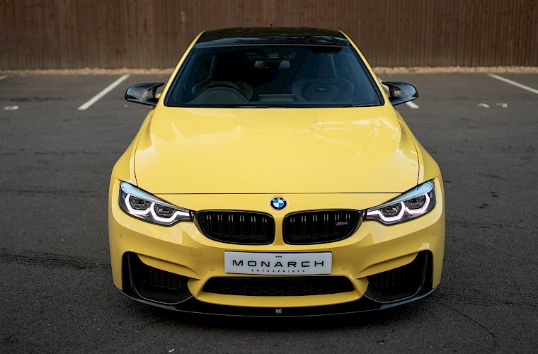 2017/67 BMW M4 Competition Package 17