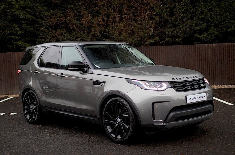 2017/17 Land Rover Discovery First Edition TD6 5