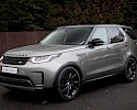 2017/17 Land Rover Discovery First Edition TD6 6