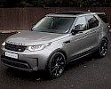 2017/17 Land Rover Discovery First Edition TD6 2