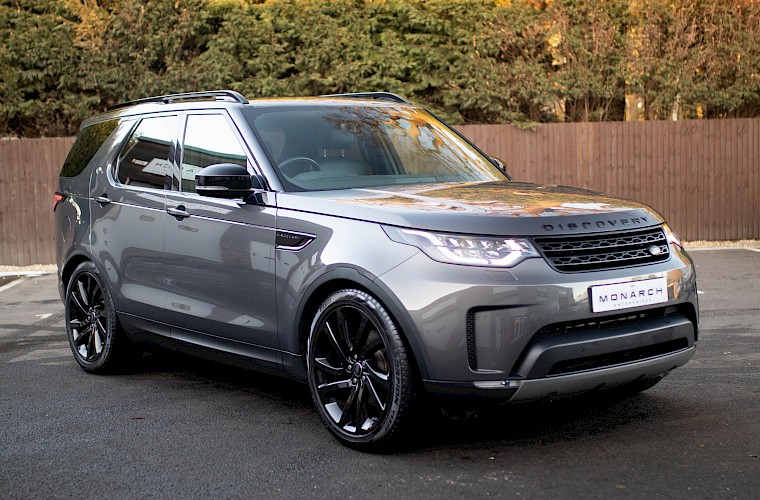 2017/17 Land Rover Discovery HSE TD6 3.0 5