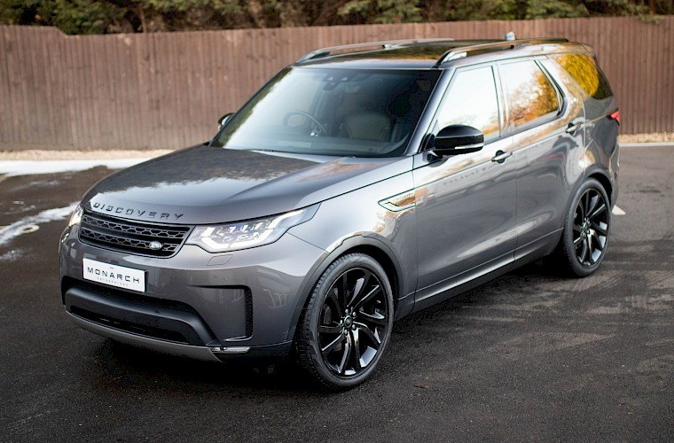 2017/17 Land Rover Discovery HSE TD6 3.0 2
