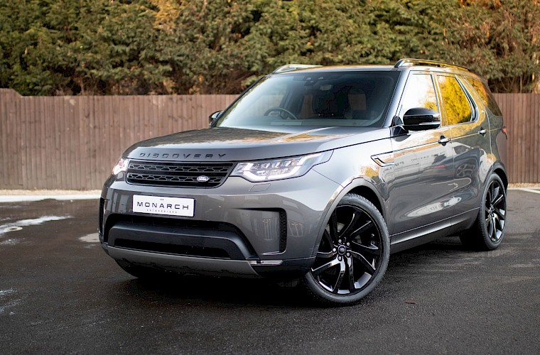 2017/17 Land Rover Discovery HSE TD6 3.0 4