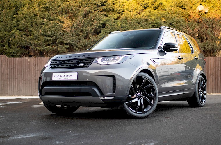 2017/17 Land Rover Discovery HSE TD6 3.0 8