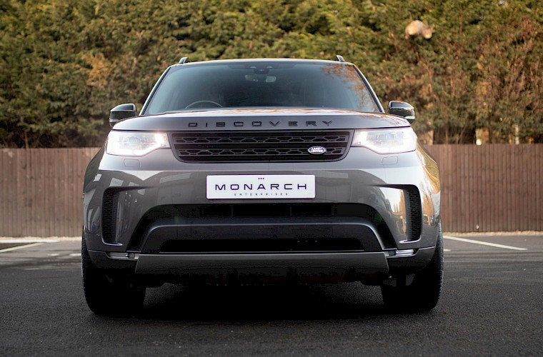 2017/17 Land Rover Discovery HSE TD6 3.0 20