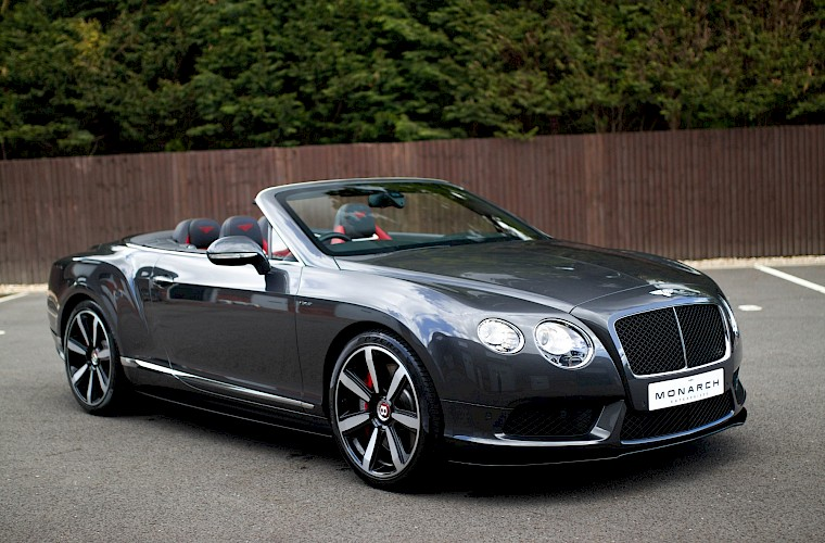 2015/15 Bentley Continental GT V8S Convertible 5