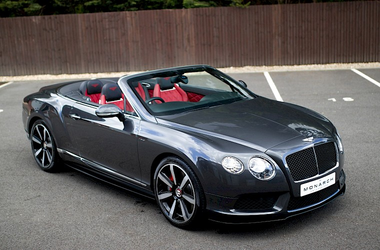2015/15 Bentley Continental GT V8S Convertible 1