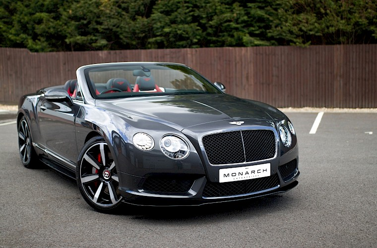 2015/15 Bentley Continental GT V8S Convertible 3
