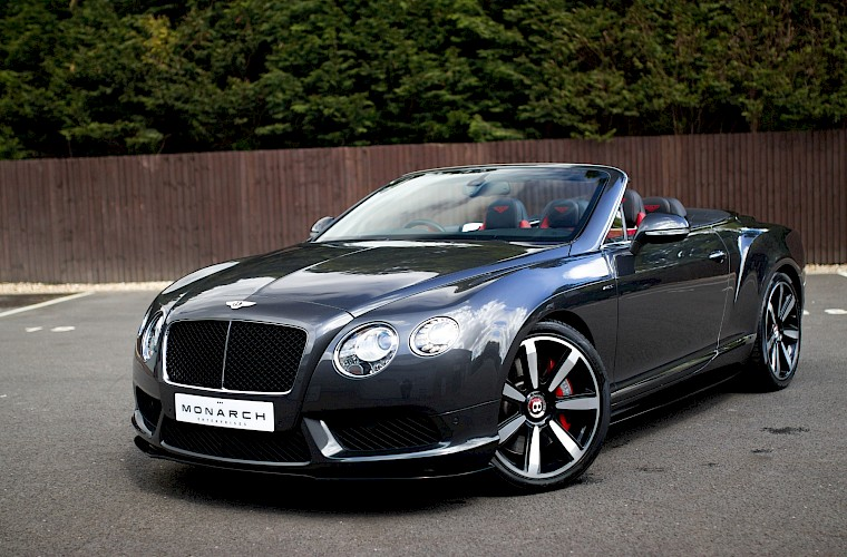 2015/15 Bentley Continental GT V8S Convertible 4