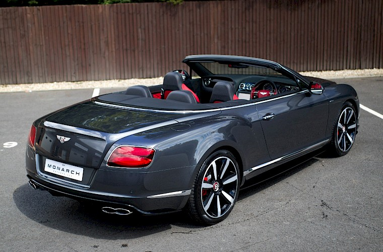 2015/15 Bentley Continental GT V8S Convertible 11