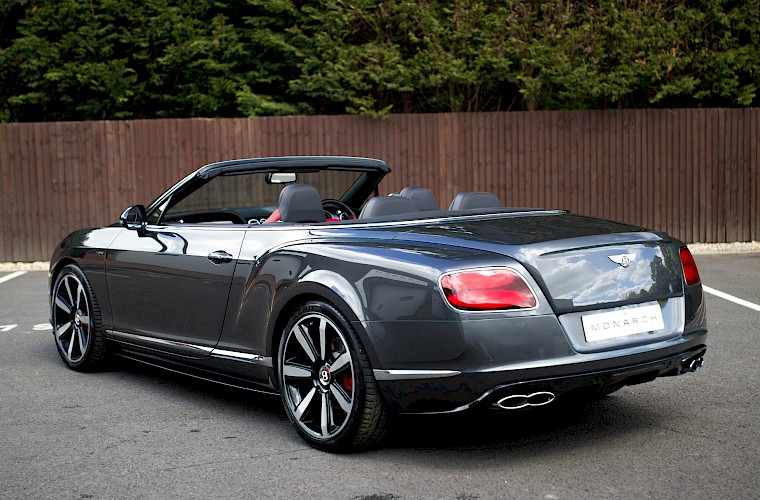 2015/15 Bentley Continental GT V8S Convertible 20