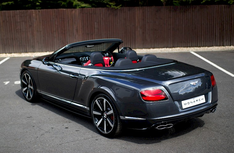 2015/15 Bentley Continental GT V8S Convertible 12
