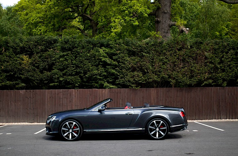 2015/15 Bentley Continental GT V8S Convertible 16