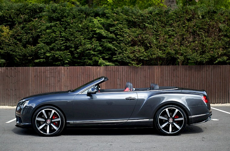 2015/15 Bentley Continental GT V8S Convertible 15
