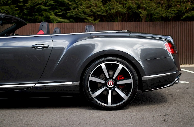 2015/15 Bentley Continental GT V8S Convertible 18