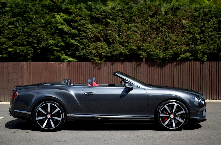 2015/15 Bentley Continental GT V8S Convertible 14