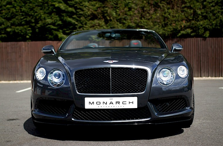 2015/15 Bentley Continental GT V8S Convertible 22