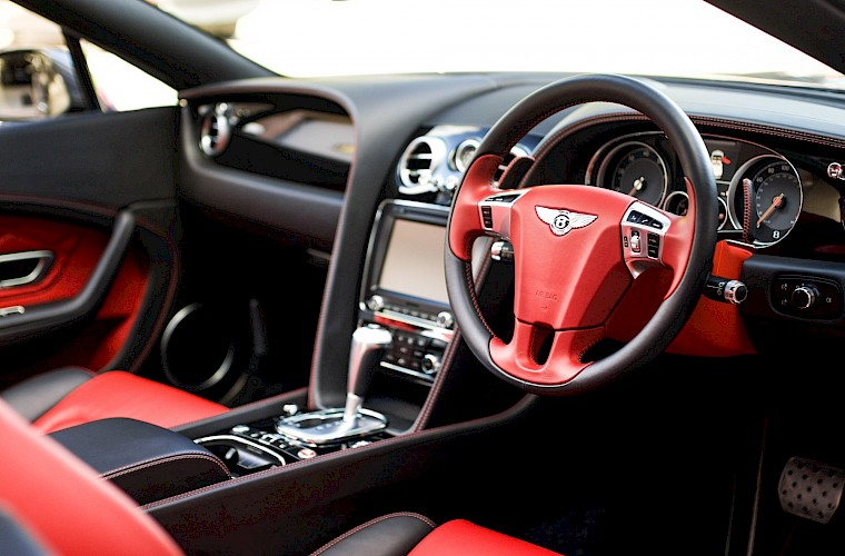2015/15 Bentley Continental GT V8S Convertible 38