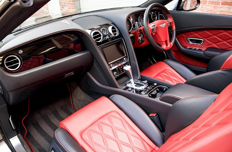 2015/15 Bentley Continental GT V8S Convertible 33