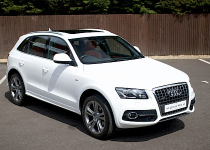 2011/61 Audi Q5 TFSI S-Line Special Edition