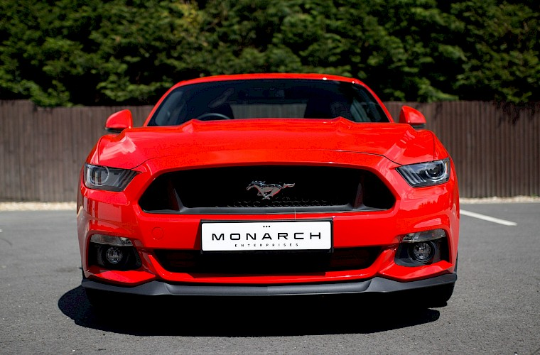 2016/16 Ford Mustang Fastback 5.0 V8 GT 21