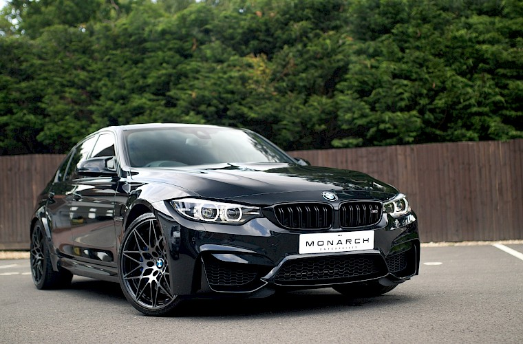 2018/67 BMW M3 F80 Competition 7