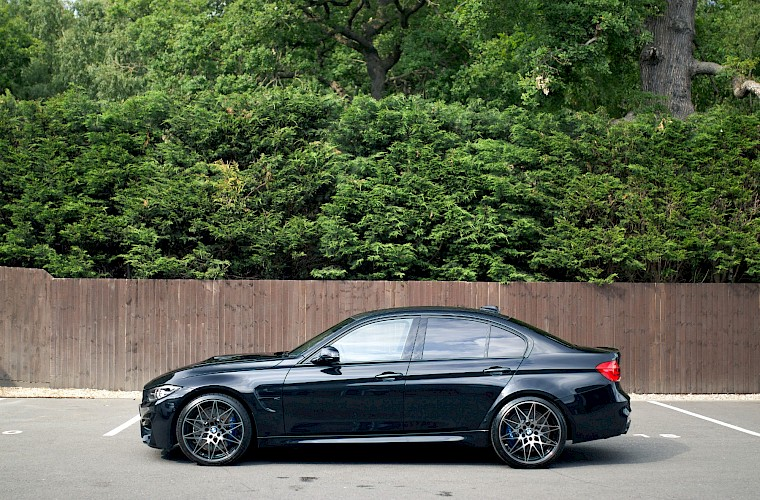 2018/67 BMW M3 F80 Competition 14
