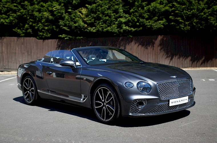 2019/19 Bentley Continental GTC First Edition 5