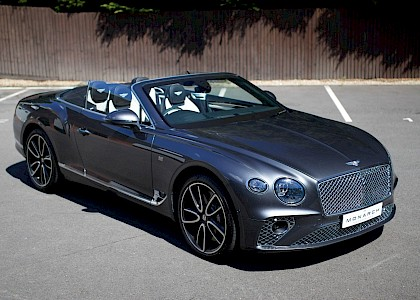 2019/19 Bentley Continental GTC First Edition