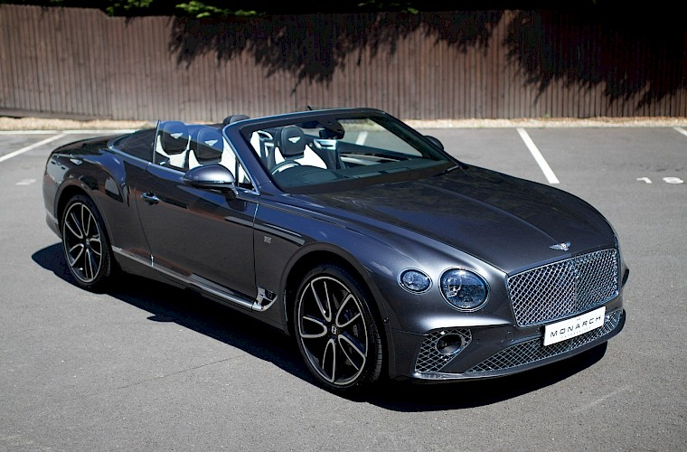 2019/19 Bentley Continental GTC First Edition 1