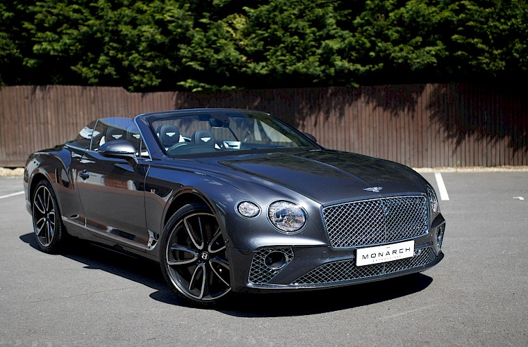 2019/19 Bentley Continental GTC First Edition 3
