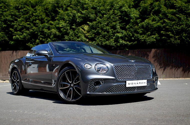 2019/19 Bentley Continental GTC First Edition 7