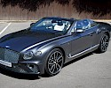 2019/19 Bentley Continental GTC First Edition 2