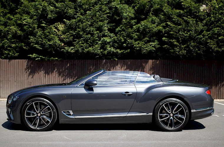 2019/19 Bentley Continental GTC First Edition 11