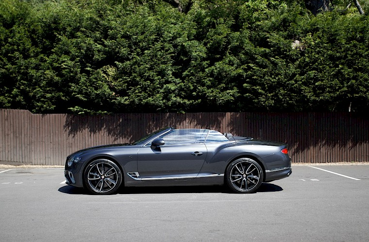 2019/19 Bentley Continental GTC First Edition 12