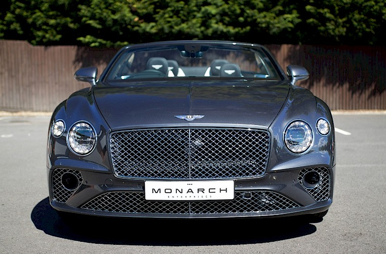 2019/19 Bentley Continental GTC First Edition 13