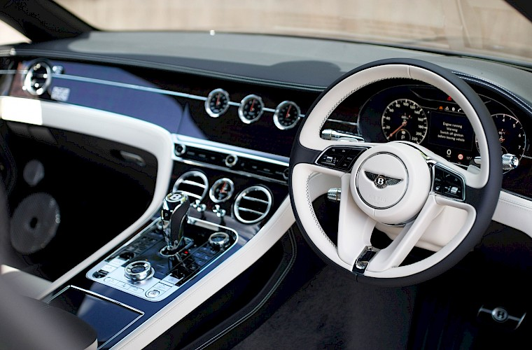 2019/19 Bentley Continental GTC First Edition 46