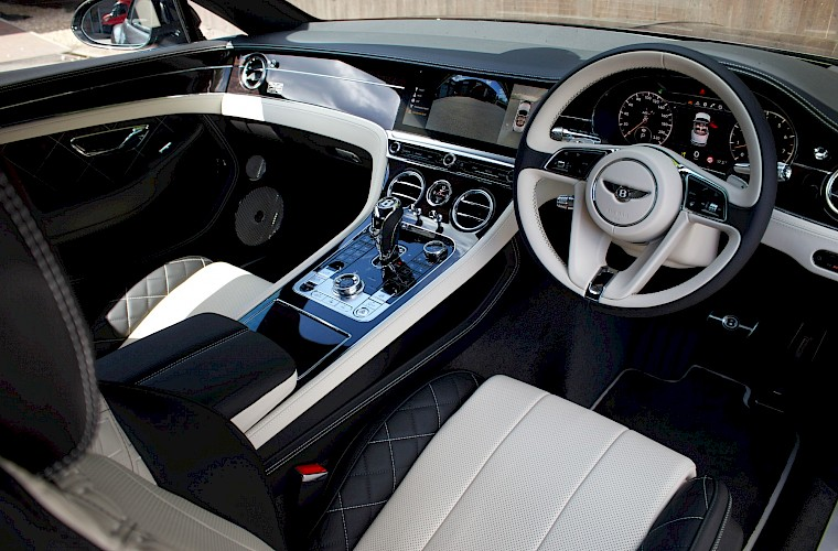 2019/19 Bentley Continental GTC First Edition 21