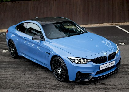 2017/17 BMW M4 Competition