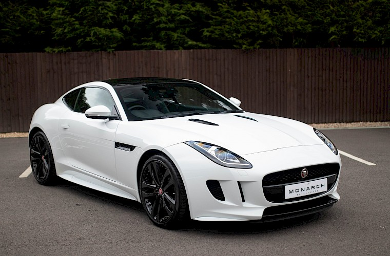 2015/15 Jaguar F-Type V6 5