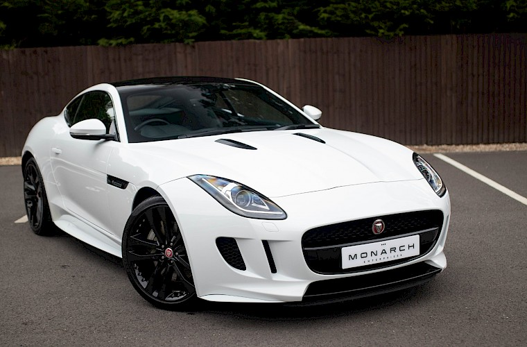 2015/15 Jaguar F-Type V6 3