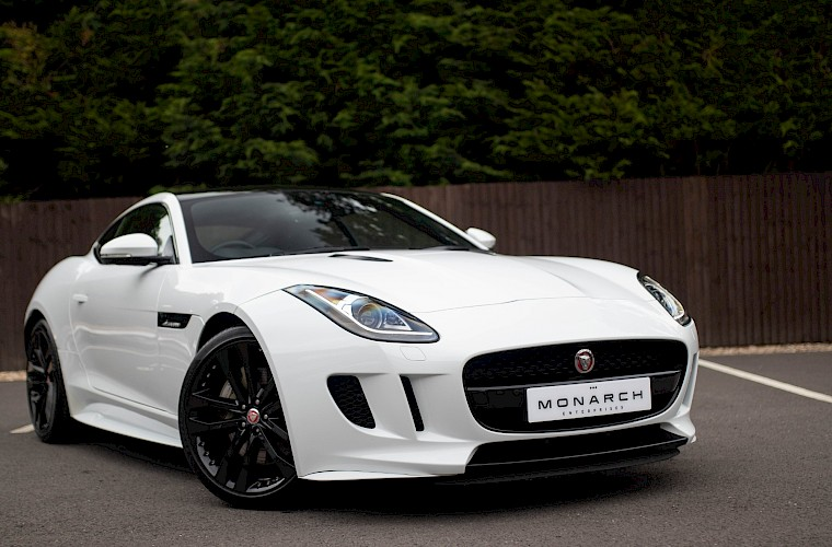 2015/15 Jaguar F-Type V6 7