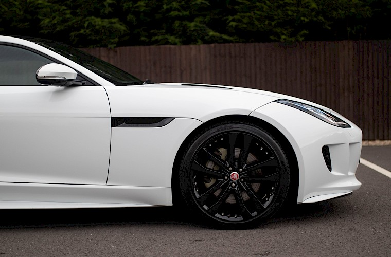 2015/15 Jaguar F-Type V6 18