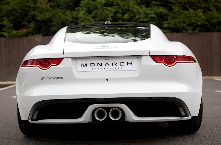 2015/15 Jaguar F-Type V6 22