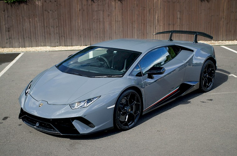 2018/18 Lamborghini Huracán Performante LP640 2