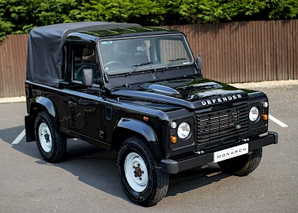 2015/15 Land Rover Defender 90 Pickup 2.2 TD